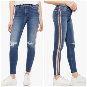 JOES JEANS | The Charlie High Rise Skinny Jeans
